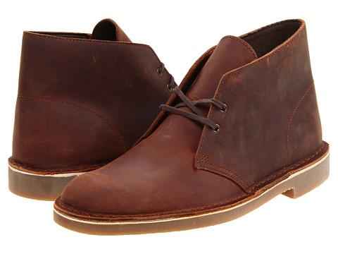 Incaltaminte Barbati Clarks Bushacre 2 Brown Leather
