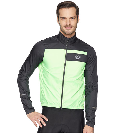 Imbracaminte Barbati Pearl Izumi ELITE Barrier Cycling Jacket BlackScreaming Green 1