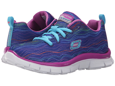 Incaltaminte Fete SKECHERS Skech Appeal 81856L (Little KidBig Kid) BluePurple