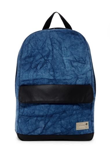 Genti Barbati Hex Accessories Echo Backpack BLUE-BLACK