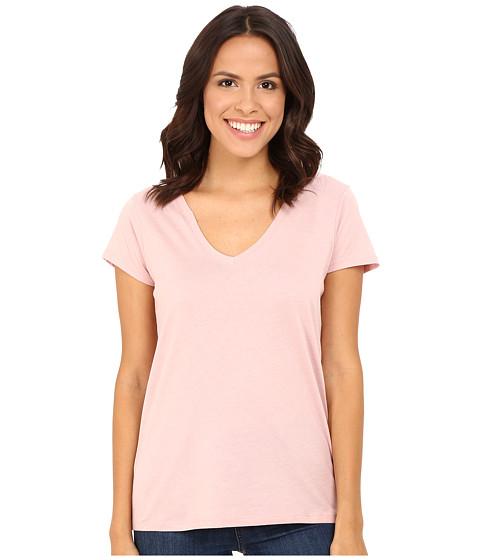 Imbracaminte Femei Alternative Apparel Cotton Modal Everyday V-Neck Rose Quartz