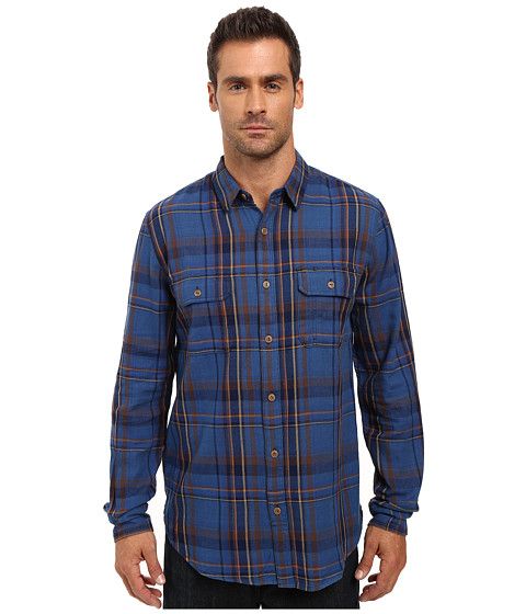 Imbracaminte Barbati Lucky Brand Miter Workwear Shirt IndigoBrown