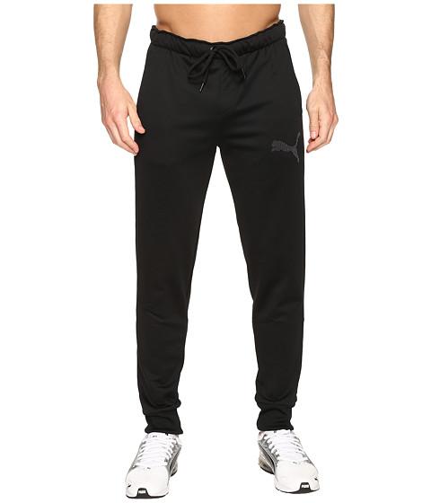 Imbracaminte Barbati PUMA P48 Core Tec Fleece Pants CL Cotton Black