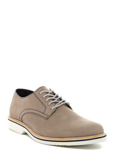 Incaltaminte Barbati 14th Union Arlington Derby - Wide Width Available GREY NUBUCK