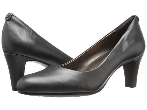 Incaltaminte Femei Easy Spirit Avalyn Dark Pewter Leather