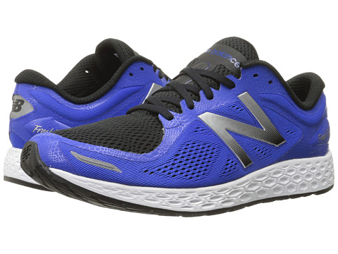 Incaltaminte Barbati New Balance Fresh Foam Zante v2 Team BlueSilver