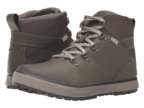 Incaltaminte Barbati Merrell Turku Trek Waterproof Dusty Olive