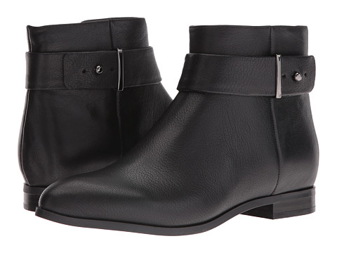 Incaltaminte Femei Nine West Objective Black Leather