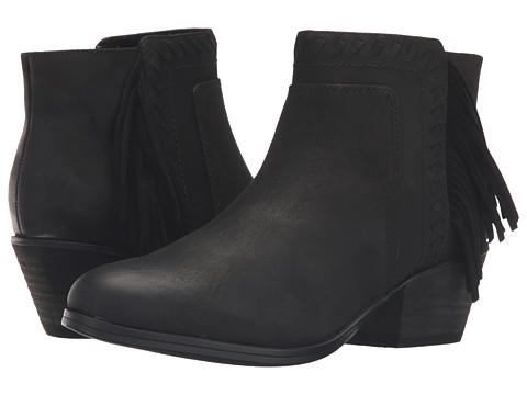Incaltaminte Femei Clarks Gelata Flora Black Leather