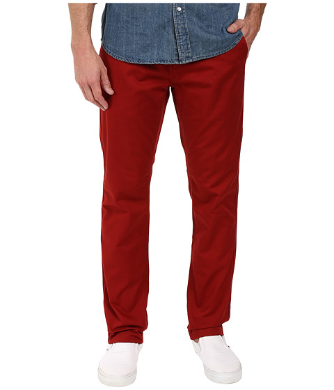 Imbracaminte Barbati Levis 541 Athletic Fit Chino Sun Dried Tomato Stretch Twill