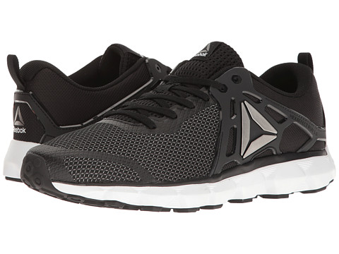 Incaltaminte Barbati Reebok Hexaffect Run 50 MTM BlackWhitePewter