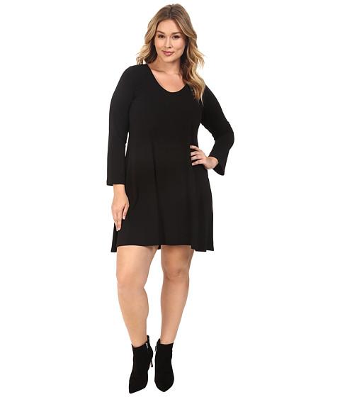 Imbracaminte Femei Karen Kane Plus Size Taylor Dress Black