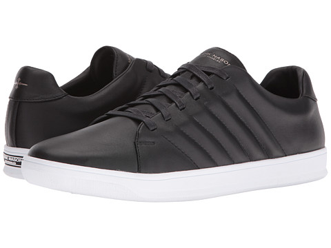 Incaltaminte Barbati SKECHERS Caprock Black Leather