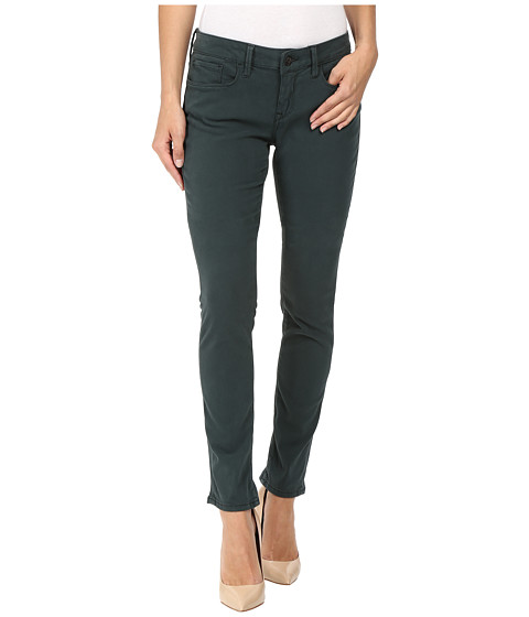 Imbracaminte Femei Mavi Jeans Alexa Mid-Rise Skinny in Pine Sateen Twill Pine Sateen Twill