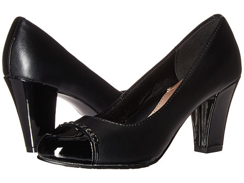 Incaltaminte Femei Soft Style Calina Black VitelloPatent