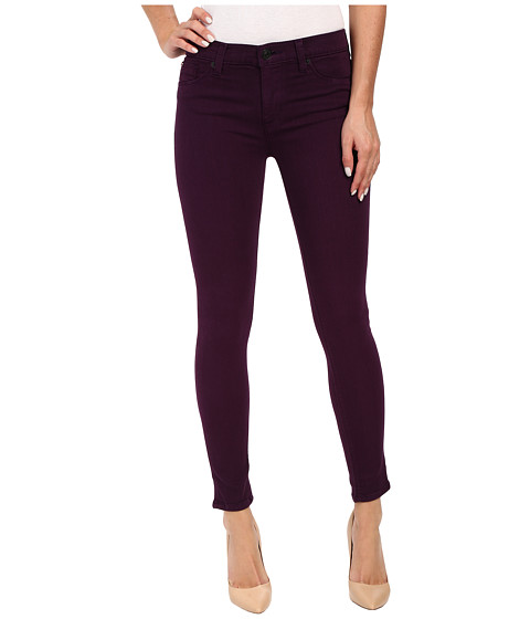 Imbracaminte Femei Hudson Nico Mid-Rise Ankle Skinny in Rhubarb Rhubarb
