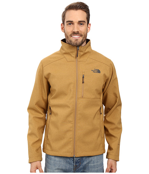 Imbracaminte Barbati The North Face Apex Bionic 2 Jacket Dijon Brown HeatherDijon Brown Heather (Prior Season)