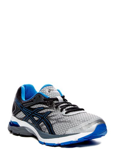 Incaltaminte Barbati ASICS GEL-Flux 4 Running Shoe GLCIER GRE