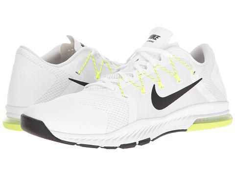 Incaltaminte Barbati Nike Zoom Train Complete WhiteBlackPure PlatinumVolt