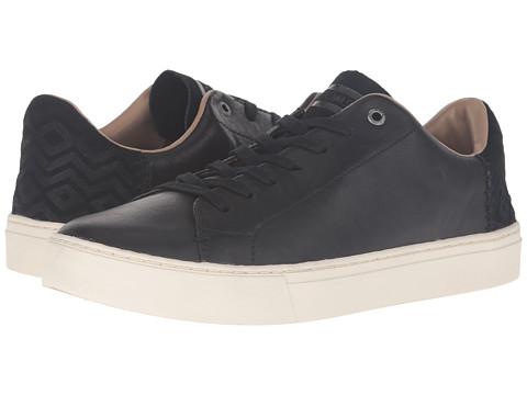 Incaltaminte Barbati TOMS Lenox Black Leather