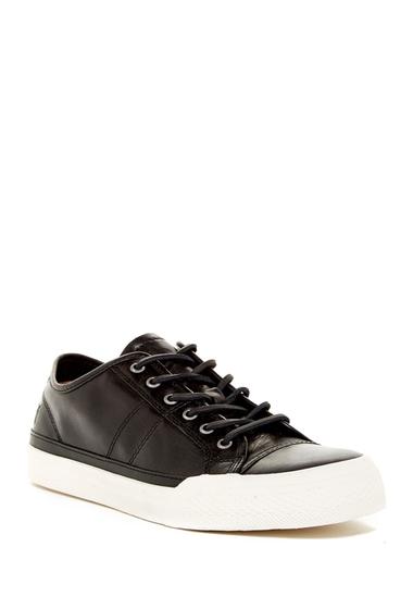 Incaltaminte Barbati Frye Greene Low Lace-Up Sneaker BLACK