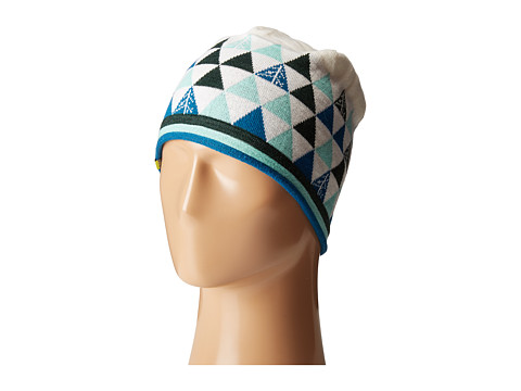 Accesorii Femei Smartwool Charley Harper Gay Forest Gift Wrap Hat Glacial Blue