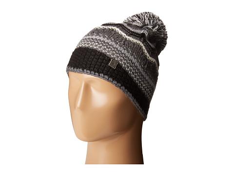 Accesorii Femei Smartwool Pine Lake Chevron Hat Charcoal Heather