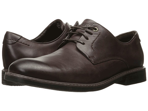 Incaltaminte Barbati Rockport Classic Break Plain Toe Chocolate
