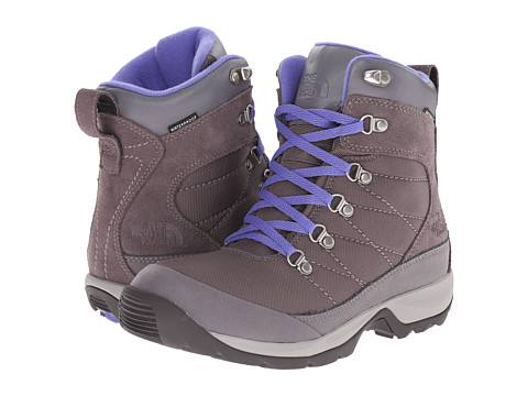 Incaltaminte Femei The North Face Chillkat Nylon Plum Kitten GreyBlue Iris (Prior Season)