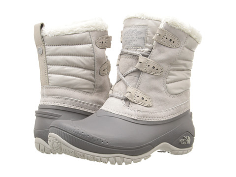 Incaltaminte Femei The North Face Shellista II Shorty Dove GreyQ-Silver Grey (Prior Season)