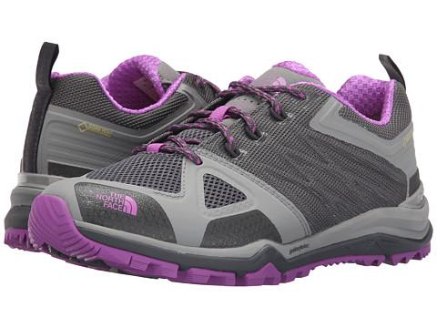 Incaltaminte Femei The North Face Ultra Fastpack II GTXreg Zinc GreySweet Violet (Prior Season)