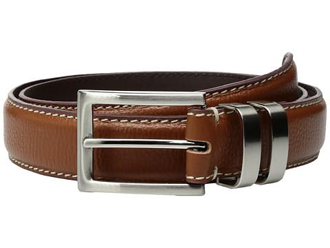 Accesorii Barbati Florsheim 32mm Full Grain Leather Belt Brown