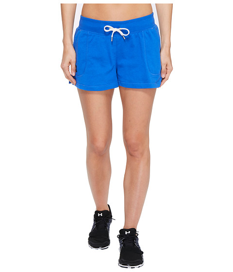 Imbracaminte Femei Under Armour French Terry Shorty Shorts Ultra Blue