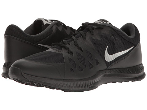 Incaltaminte Barbati Nike Air Epic Speed TR II BlackReflect SilverAnthracite