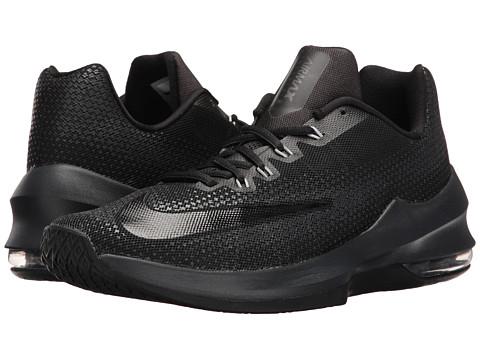 Incaltaminte Barbati Nike Air Max Infuriate Low BlackBlackAnthraciteDark Grey