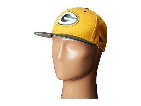 Accesorii Barbati New Era NFL Two-Tone Team Green Bay Packers Dark Yellow
