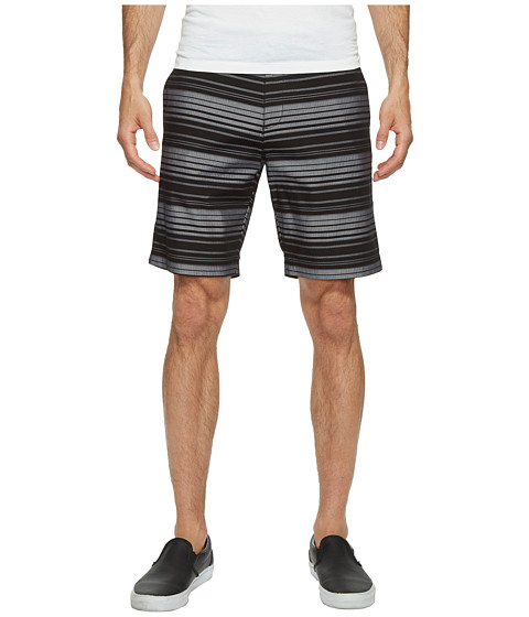 Imbracaminte Barbati Calvin Klein 9quot Herringbone Horizontal Stripe Shorts Black