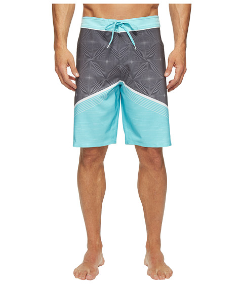 Imbracaminte Barbati ONeill Hyperfreak Illusion Boardshorts Turquoise