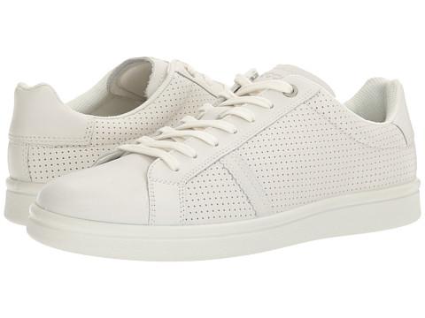 Incaltaminte Barbati ECCO Kallum Premium Sneaker White