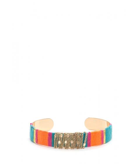 Accesorii Femei CheapChic New Threads Wrapped Cuff Bracelet Orangemulti