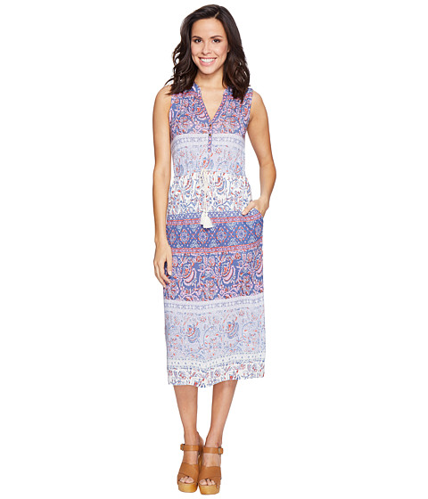 Imbracaminte Femei Lucky Brand Floral Mixed Print Dress Multi