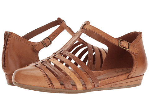 Incaltaminte Femei Rockport Cobb Hill Galway Strappy T Tan Multi Leather