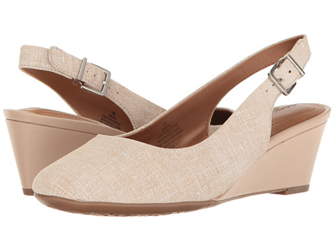 Incaltaminte Femei Easy Spirit Safra Taupe Leather