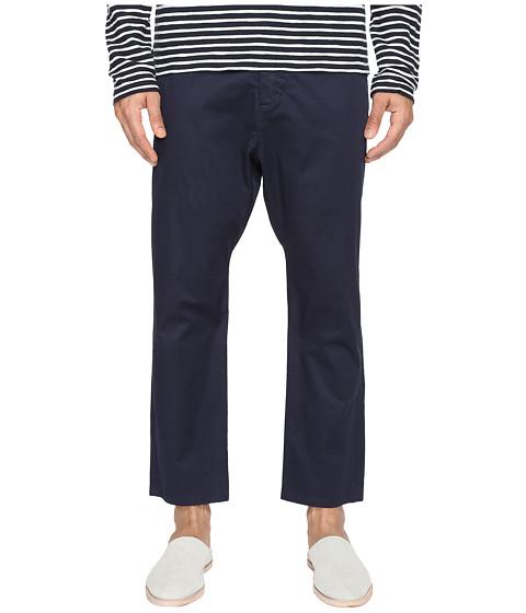 Imbracaminte Barbati Vince Drop-Rise Cropped Drawstring Pants Coastal Blue