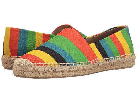 Incaltaminte Barbati Paul Smith Sunny Color Stripe Espadrille Multi