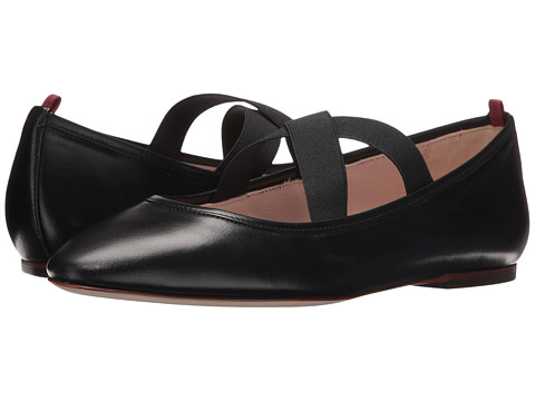 Incaltaminte Femei SJP by Sarah Jessica Parker Matinee Black Leather
