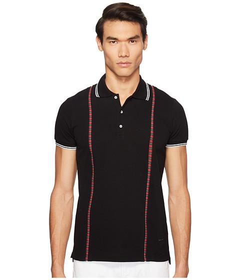 Imbracaminte Barbati DSQUARED2 Street Ska Polo Black