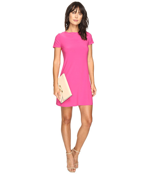Imbracaminte Femei kensie Slinky Knit Reversible Dress KS3K7788 Bright Fuchsia