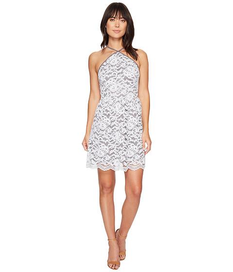 Imbracaminte Femei kensie Poetic Lace Dress KS4K7973 Grey Dusk Combo