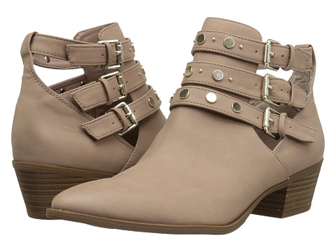 Incaltaminte Femei Circus by Sam Edelman Henna Taupe Rose Burnished Suede